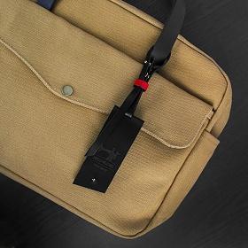 [모노노] MONONO - Luggage Tag 러기지택 네임택 이태리 천연소가죽