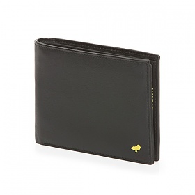 [만다리나덕]MANDARINADUCK - COLOR DUCK bifold wallet cc/coin SGP01651 (Black) 지갑