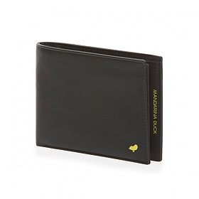 [만다리나덕]MANDARINADUCK - COLOR DUCK bifold wallet cc/cc SGP03651 (Black) 지갑