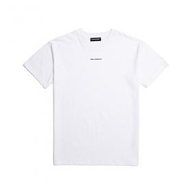 밴웍스 레드 포인트 솔리드 티셔츠(VNAHTS119) 2가지칼라