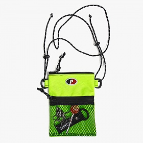 [피스메이커]PIECE MAKER - SACOCHE BAG (NEON LIME) 사코슈백