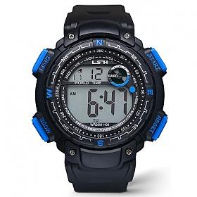 포레스트레이크 [LAKE] ELECTRON WHTCH LAKE-JSM058042 BLUE 디지털 시계