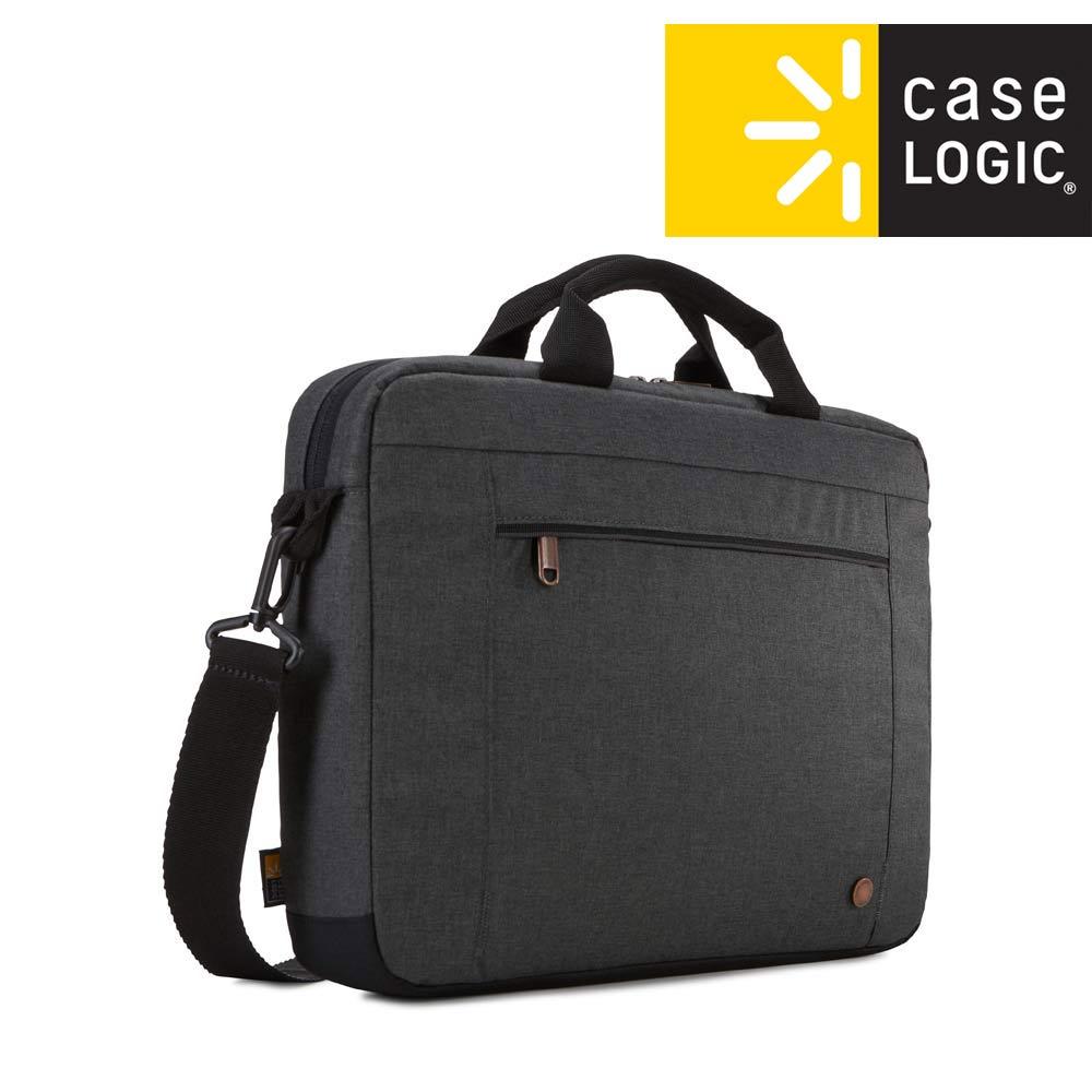 [케이스로직]CASELOGIC - 에라 아타셰 15.6인치 그레이 노트북가방