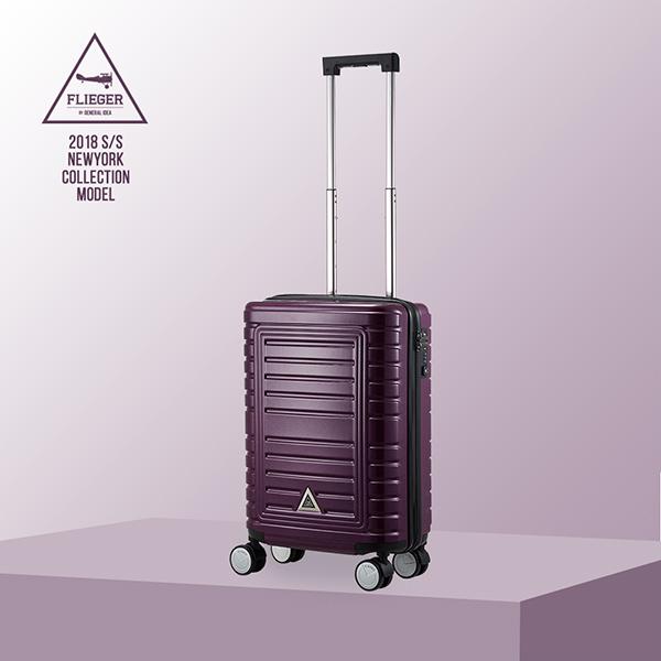 [사은품 증정]플리거 여행용 캐리어 시즌2 기내용 20형 로얄퍼플