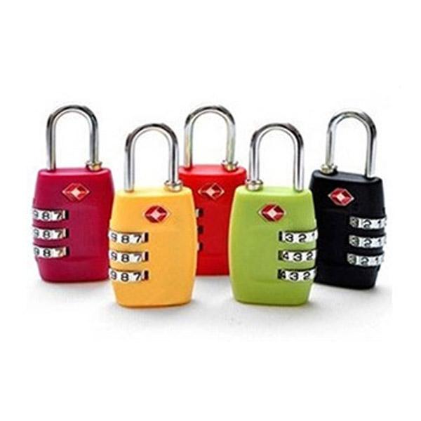 [트래블이지]BC 자물쇠 TSA 잠금장치 16