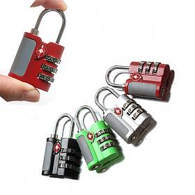 [트래블이지]자물쇠 TSA인증 530   NO.1020