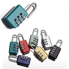 [트래블이지]자물쇠 베이직긴형 (색상랜덤발송) NO.0027
