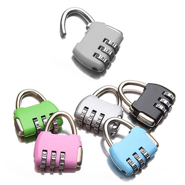 [트래블이지]자물쇠 핸드백형 (색상랜덤)NO.0030