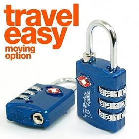 [트래블이지] TE7026_3다이얼 TSA 열쇠
