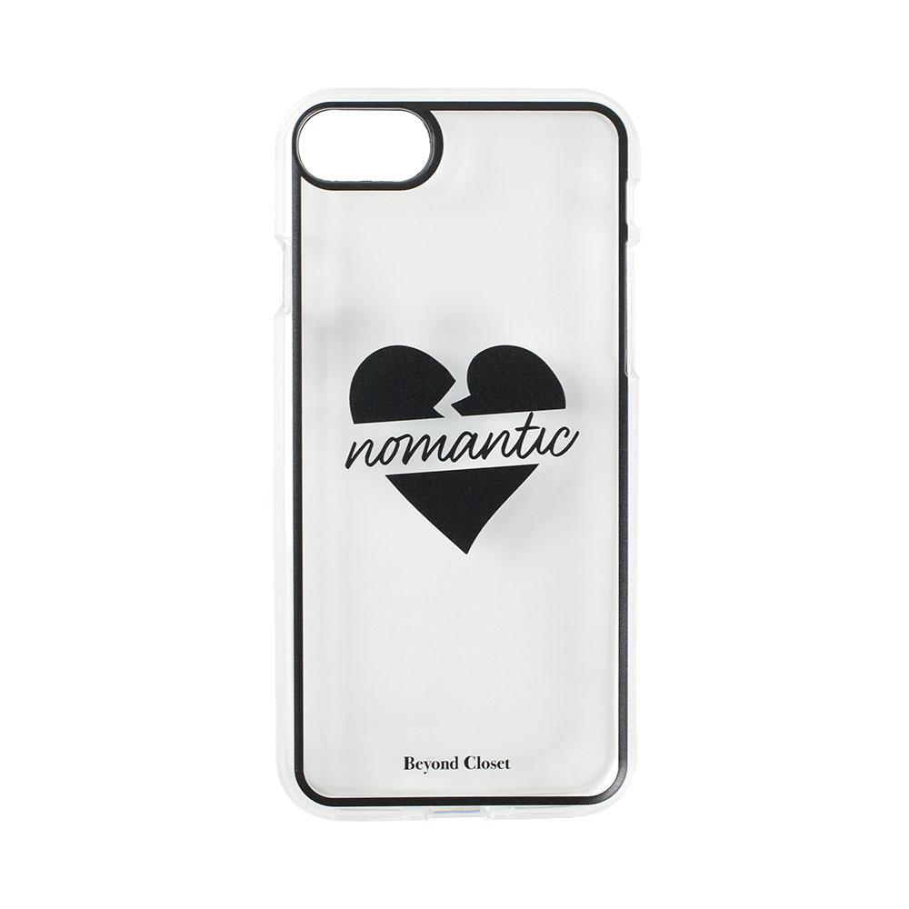 [비욘드클로젯x매니퀸] 블랙에디션 노맨틱아이폰8케이스