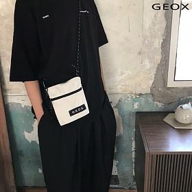 [제옥스]GEOX - LOCK MINBAG IVORY 락 미니백 사코슈 아이보리