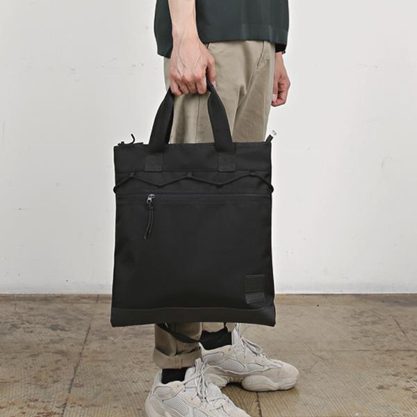 # 클리어런스 [몬스터리퍼블릭][사은품 키링 증정/구매후기 지갑증정] MAX BLACK ERST BAG 크로스백