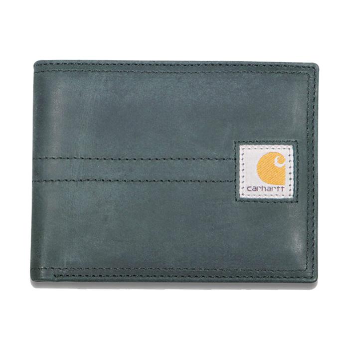[칼하트 지갑] 레거시 패스케이스 지갑 블랙 / 61-CH2311-001