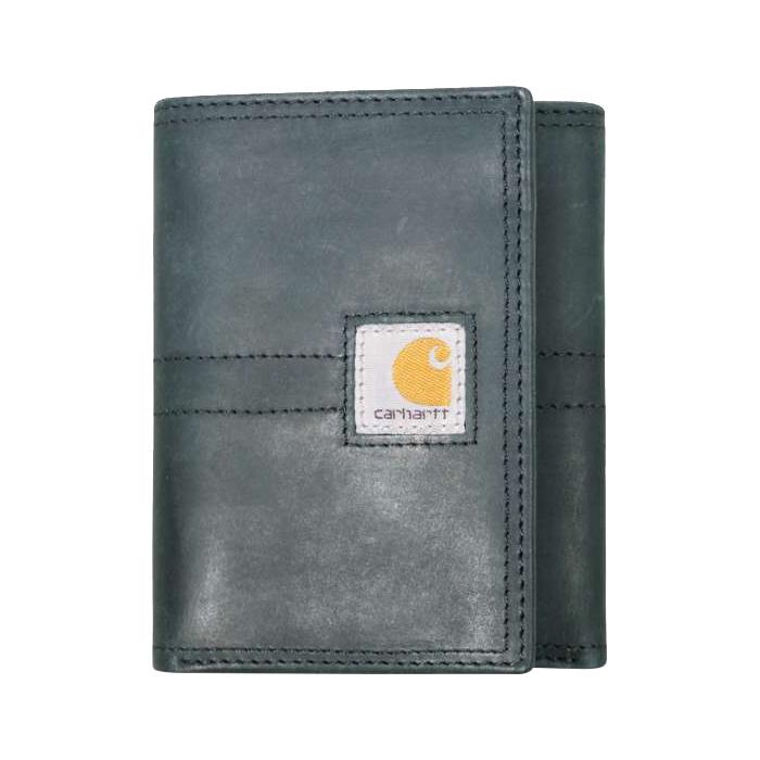 [칼하트 지갑] 레거시 트리폴드 지갑 블랙 / 61-CH2312-001