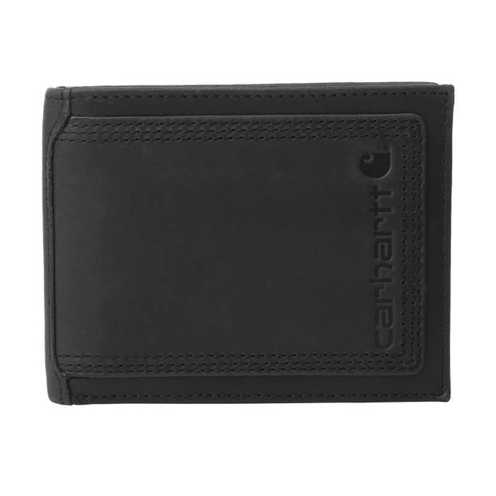 [칼하트 지갑] 디트로이트 패스케이스 지갑 블랙 / CH-62243-001