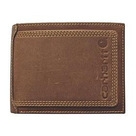 [칼하트 지갑] 디트로이트 패스케이스 지갑 브라운 / CH-62243-200