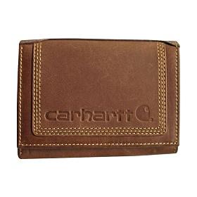 [칼하트 지갑] 디트로이트 트리폴드 지갑 브라운 / CH-62244-200