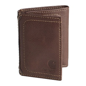 [칼하트 지갑] 페블 트리폴드 지갑 브라운 / 61-2200-20