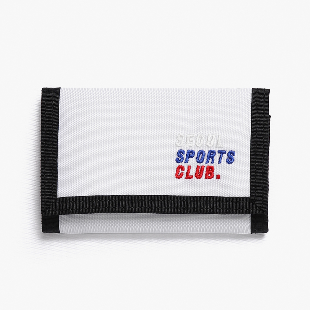 [피스메이커]PIECE MAKER - SSC CORDURA VELCRO WALLET (WHITE)