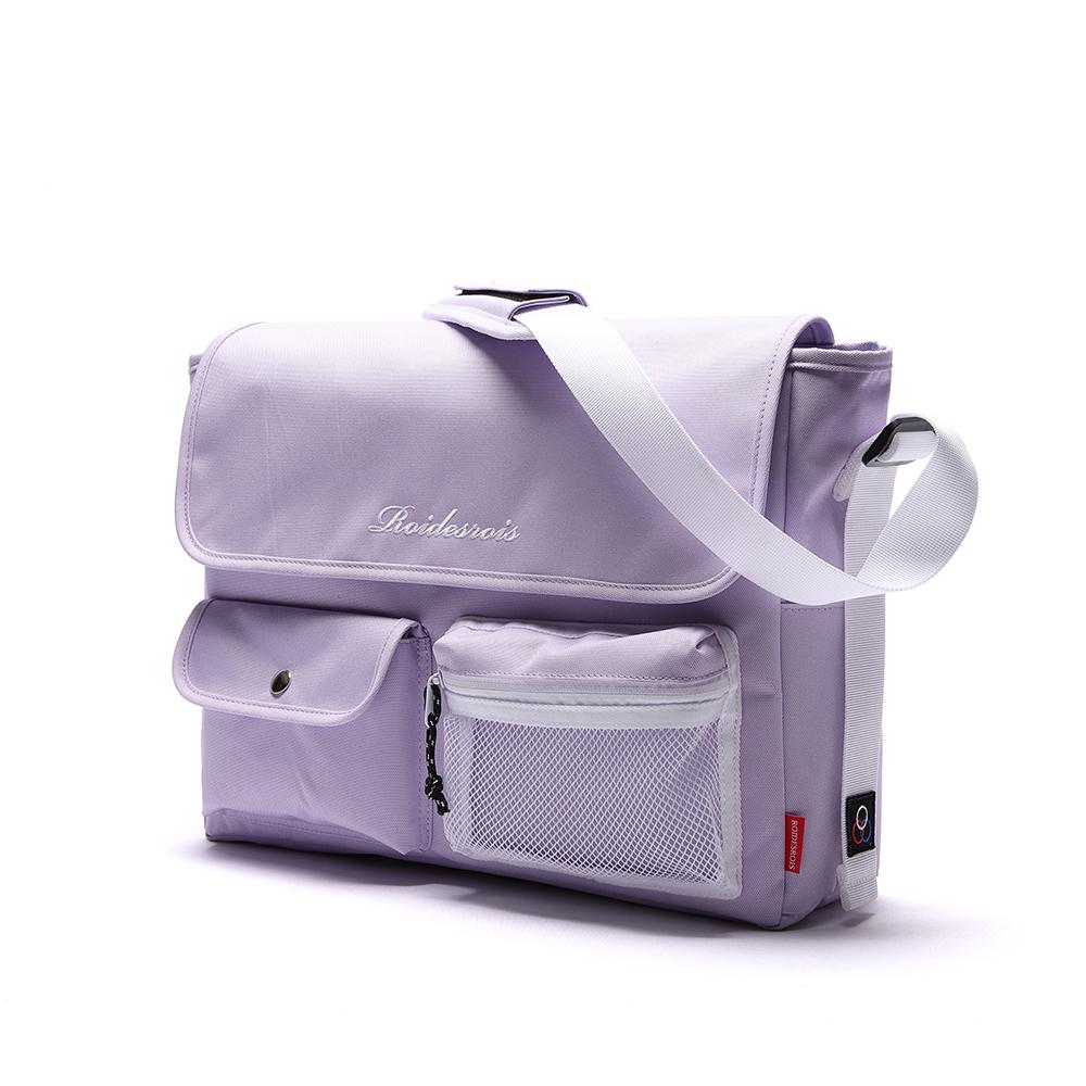 [로아드로아] HUSH MESSENGER BAG (LAVENDER) 가방 메신저백 메신져백 크로스백