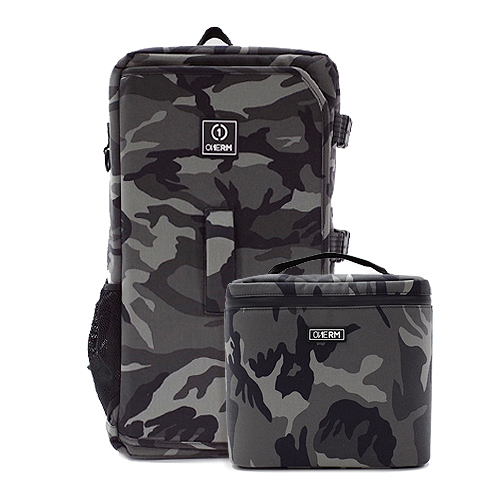 [원알엠]ONERM RM17BP-PANTHER CAMO BLACK F1T EDITION 헬스백팩 카모백팩
