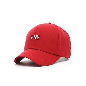 [원알엠]ONERM RM17BC-ONE RED 볼캡 야구모자