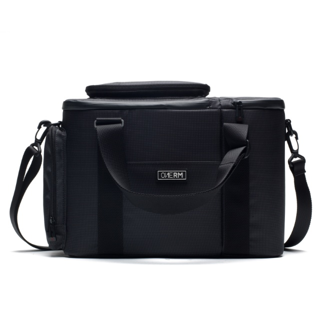 [원알엠]ONERM RM18MB-BLACK 보냉백 헬스가방