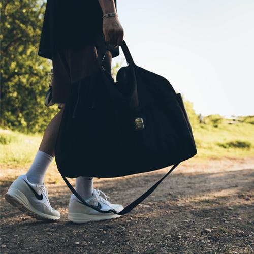 [원알엠]ONERM RM18BTM-BLACK 보스턴백 더플백 헬스가방