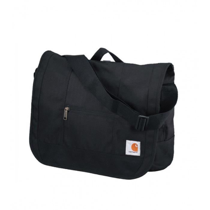 [칼하트 가방] D89 메신저백 블랙 / 11052301