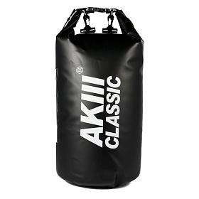 [AKIII CLASSIC]아키클래식 드라이백 블랙 20L