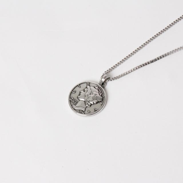 [고디크] Surgical Girls Face Necklace[G8SD44U10]