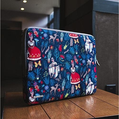 [탐탁]tomtoc A13[13인치-13.3/다즐링블루]맥북 노트북 파우치 슬리브 클러치 탐탁코리아 정품