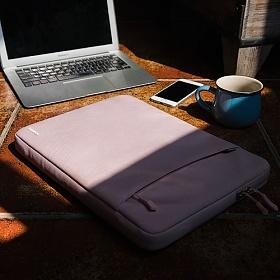 [탐탁]tomtoc A13[13인치/베이비핑크]맥북 노트북 파우치 슬리브 클러치 탐탁코리아 정품
