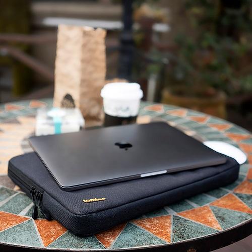[탐탁]tomtoc A13[15인치-15.4인치/블랙]맥북 노트북 파우치 슬리브 클러치 탐탁코리아 정품