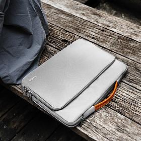 [탐탁]tomtoc A14[15인치-15.6인치/그레이]맥북 노트북 가방 슬리브 토트백 탐탁코리아 정품