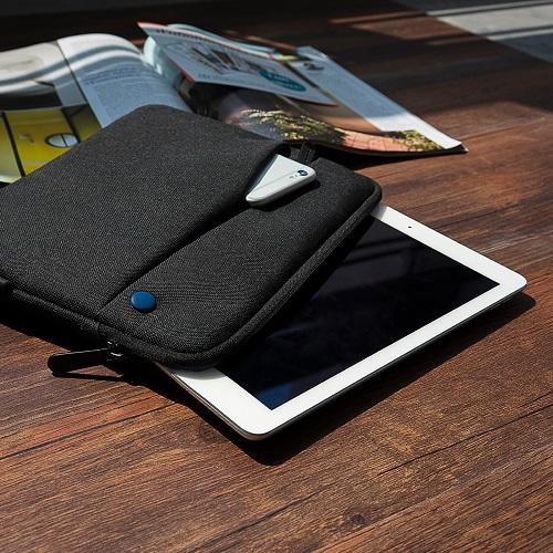 [탐탁]tomtoc A18[9.7인치-11인치/블랙]아이패드 갤럭시탭 서피스고 태블릿 파우치 슬리브 클러치 탐탁코리아 정품