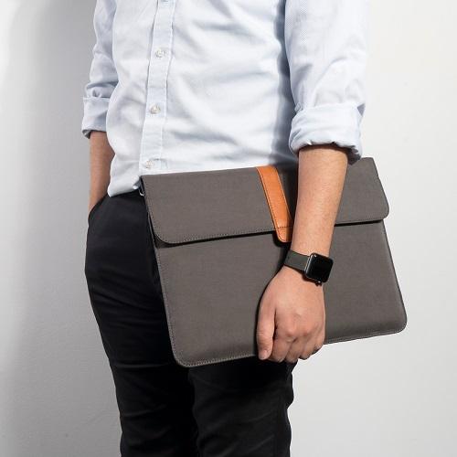 [탐탁]tomtoc A19[15인치/다크그레이]맥북 노트북 파우치 슬리브 클러치 탐탁코리아 정품
