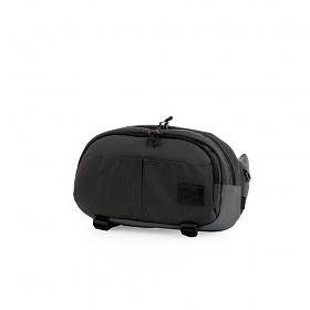 [카고브로스]CARGOBROS - MPT WAIST BAG (GREY) 가방 힙색 웨이스트백