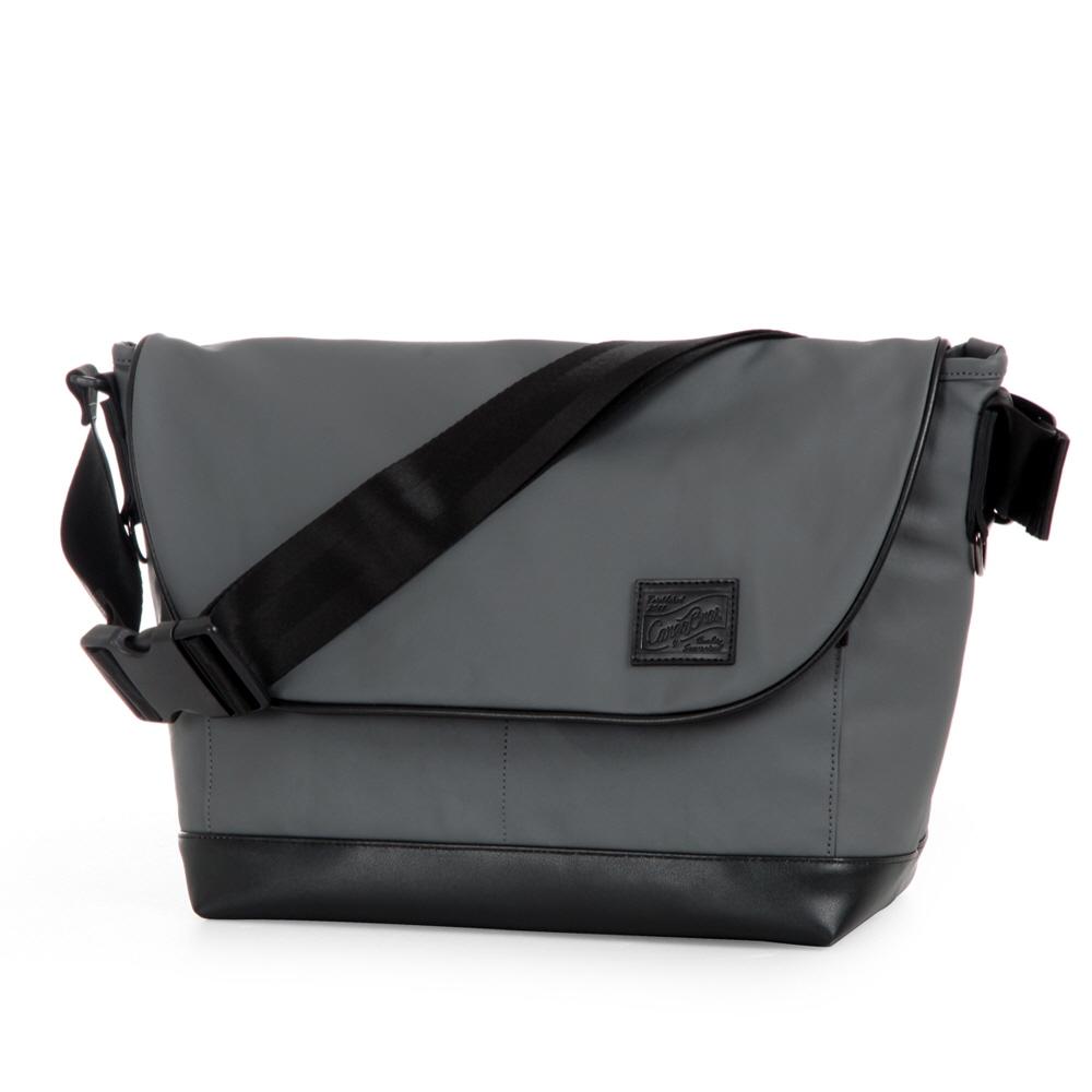 [카고브로스]CARGOBROS - CBM MASSENGER BAG (GREY) 가방 메신저백