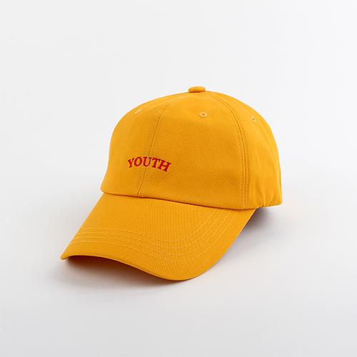 [아이넨]EINEN-Youth Ballcap Mustard 볼캡 야구모자