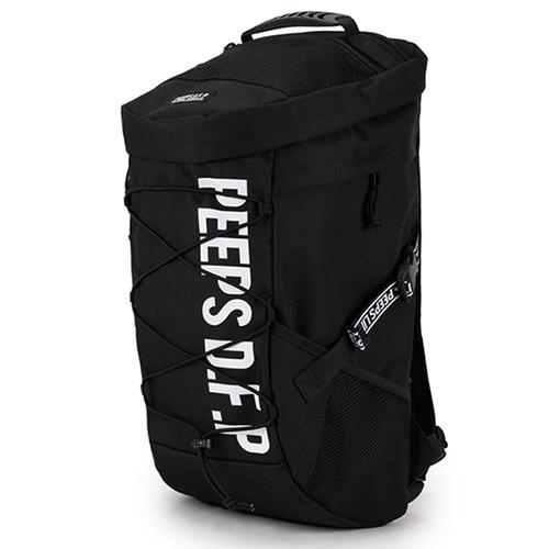 [사은품증정] [핍스]PEEPS titan backpack(black) 타이탄 백팩