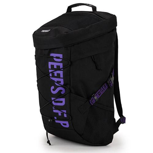[사은품증정] [핍스]PEEPS titan backpack(violet) 타이탄 백팩