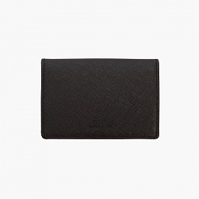 [디랩]D.LAB - Basic Leather Namecard wallet - Brown 지갑 반지갑