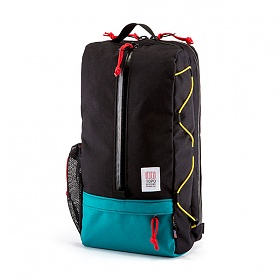 [토포디자인]TOPO DESIGNS - SLING BAG BLACK/TURQUOISE TDSLBF016 슬링백