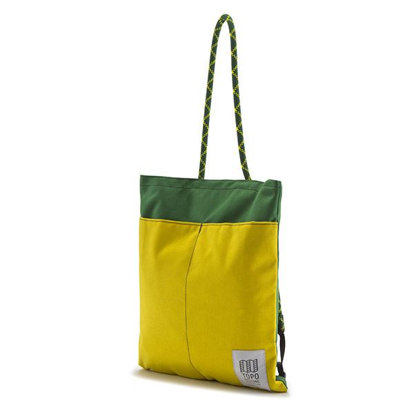 [토포디자인]TOPO DESIGNS - ROPETOTE PACK SUNSHINE/FOREST TDRPTF016 백팩 토트백