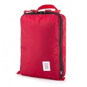 [토포디자인]TOPO DESIGNS - PACK BAG RED TDPB013 여행용 파우치