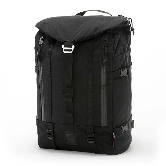 [토포디자인]TOPO DESIGNS - MOUNTAIN PACK BLACK TDMTP015