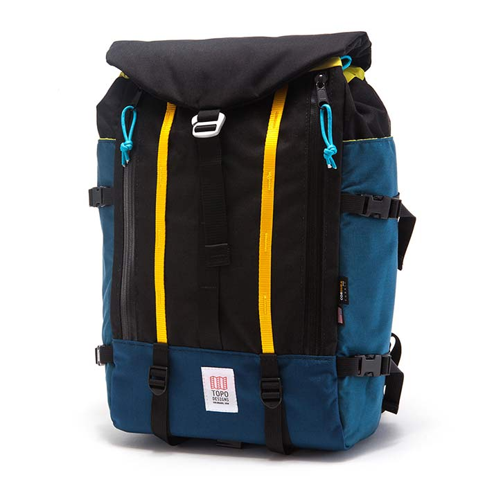 [토포디자인]TOPO DESIGNS - MOUNTAIN PACK NAVY/BLACK TDMTP015