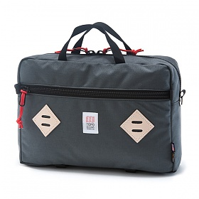 [토포디자인]TOPO DESIGNS - MOUNTAIN BRIEFCASE CHARCOAL TDMB014  브리프케이스