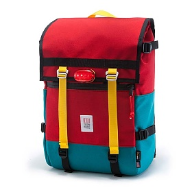 [토포디자인]TOPO DESIGNS - FLAP PACK RED TDFP015